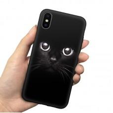 Чехол Dark cat для iPhone X/XS