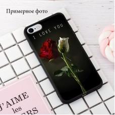 Чехол I love you для iPhone X/XS