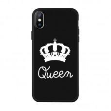 Чехол Queen для iPhone X/XS