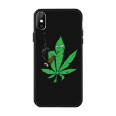Чехол Smoke Marijuana для iPhone X/XS
