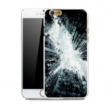 Чехол-бампер для iPhone 6 (Небоскребы)