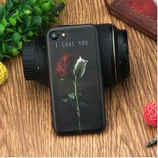 Чехол-бампер для iPhone 7 Plus/8 Plus (I love you)