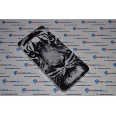 Чехол-бампер для Samsung Galaxy А5 / A510 (Белый тигр) (2016)