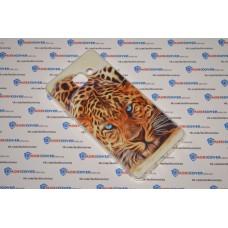 Чехол-бампер для Samsung Galaxy А5 / A510 (Леопард) (2016)
