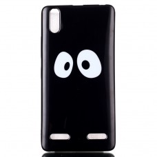 Чехол-бампер для Lenovo A6000 (К3) (Глаза)