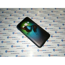 Чехол-бампер для Samsung Galaxy J1 / J120 (Бабочка) (2016)
