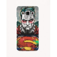 Чехол-бампер для Samsung Galaxy J5 (Супермен) (2015)