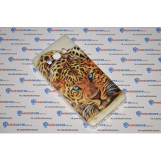 Чехол-бампер для Samsung Galaxy J5 / J510 (Леопард) (2016)
