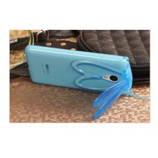 Чехол-бампер для Meizu M2 Note (Ушки)