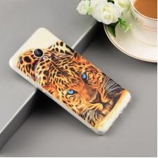 Чехол-бампер для Meizu M5 Note (Леопард)