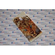 Чехол-бампер для Meizu M6 Note (Леопард)