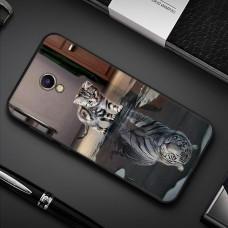 Чехол-бампер для Meizu M6 (Отражение) (Уценка)