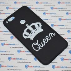 Чехол-бампер для XiaoMi Mi A1 (Queen)