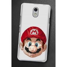 Чехол-бампер для Lenovo Vibe P1m (Mario)