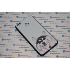 Чехол-бампер для XiaoMi Redmi 4X (Хаски)