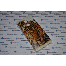 Чехол-бампер для XiaoMi Redmi 5 (Леопард)
