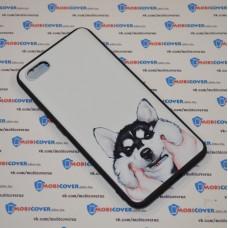 Чехол-бампер для XiaoMi Redmi 6A (Хаски)