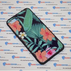 Чехол-бампер для XiaoMi Redmi 6A (Тропики)