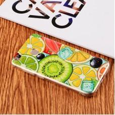 Чехол-бампер для XiaoMi Redmi Note 3/3 Pro (Цитрус)