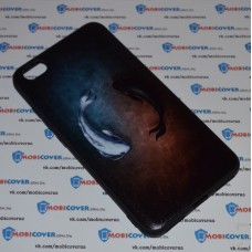 Чехол-бампер для XiaoMi Redmi Note 5A (Рыбки)
