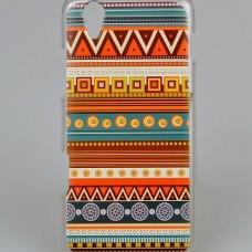 Чехол-бампер для Lenovo S960 (Ковер)