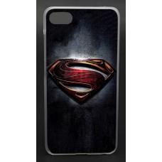 Чехол-бампер для Meizu U10 (Супермен)