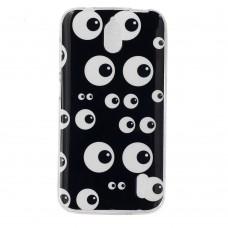 Чехол-бампер для Huawei Y625 (Глаза)